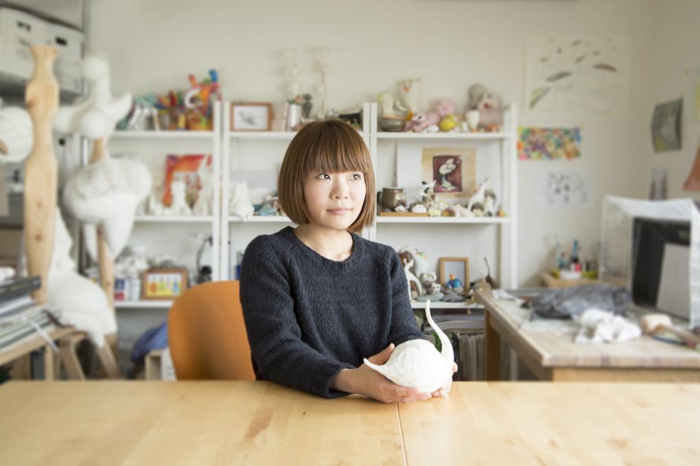 丸尾結子 Yuco Maruo